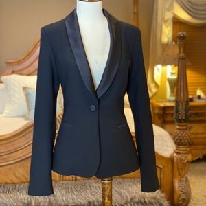 Vintage Guess by Marciano Black Tuxedo Jacket Size